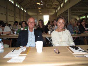 Executive Chairman - Charles Koppelman and CEO - Robin Marino