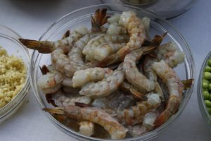 Beautiful shrimp