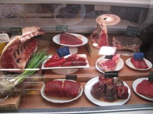 And of course, Marlow & Daughter sells beautiful aged beef.