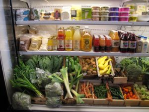 Marlow & Daughters also carries local, organic produce and other artisan products.