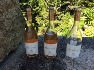 Our guests enjoyed the Château D'Esclans Whispering Angel rose - we went through many bottles. http://esclans.com/whispering-angel/