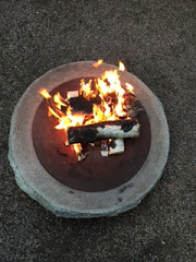 I love using the Council Circle during summer - it is a fun place for toasting marshmallows and even telling ghost stories.