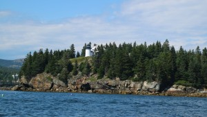 The Lighthouse was first established in 1839, but its current structure was built in 1889.