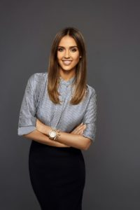"""The Honest Company"" Jessica Alba will talk about the making of her billion-dollar lifestyle company, and share some of her valuable stories. https://www.honest.com"