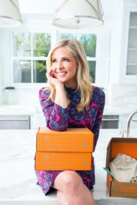 "Sarah Michelle Gellar, founder of ""Foodstirs"", will also be there. https://foodstirs.com"