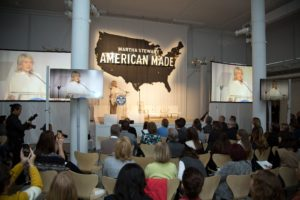 Last year, the audience filled our clerestory. Let's do the same this year - American Made promises to provide guests with lots of ideas, inspirations and advice for growing a business.