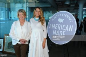 I was very excited to have my friend and neighbor, Blake Lively, join me at one American Made Summit for a one-on-one conversation about creative entrepreneurship.