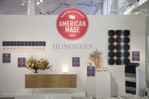 We held our third annual Martha Stewart American Made Awards and Summit at our New York City headquarters, the historic Starrett Lehigh building. Each year, we select 10-American Made Honorees, based on their talents in crafts, design, food or style. http://www.starrett-lehigh.com