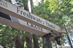 Our friends at Freshwater Stone in Orland, Maine, helped us out with their truck. I've been using Freshwater Stone for many years. Owner and master craftsman, Jeff Gammelin, is a granite expert - his crew knows exactly what to do. http://www.freshwaterstone.com
