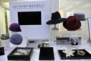 Anthony Maxwell NY sells hats and hair accessories for everyday use and special occasions. I have one of Anthony's hats! http://anthonymaxwell.com/