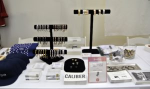 Learn the fascinating story behind The Caliber Collection: http://shop.calibercollection.com/