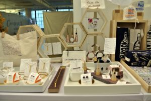 Olive and Poppy offers giftable jewelry and accessories made out of wine barrels. http://oliveandpoppy.com/