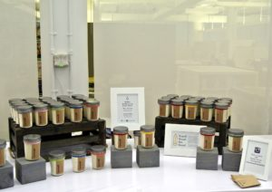 Karmalit Candles is one of our great candle makers on Handmade at Amazon. https://www.amazon.com/handmade/Karma-Lit?ref=hnd_dp_smp