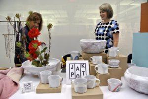 This is Julie Knight of JAK Pot Studios. http://www.amazon.com/handmade/JAK-POT-Studio