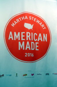 Dozens of our well-loved purveyors joined our American Made Summit to share their delicious foods.
