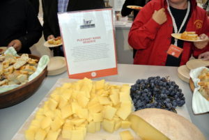 Our 2016 winners, Uplands Cheese, shared their superlative Pleasant Ridge Reserve cheese - one of the most awarded cheeses. https://www.uplandscheese.com