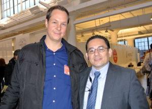 Scott Schubert and Martin Mendoza