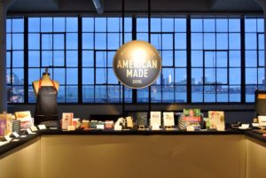 See breathtaking sights from our grand windows, overlooking New York City's Hudson River. Take a trip to New York City, and our 2016 American Made Summit! Buy tickets now!! http://american-made.ticketbase.com