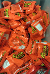 Reece's Peanut Putter Cups - which treats are your favorites?