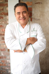 Plus, our own Chef Emeril Lagasse will be here to share his business stories, and answer all your cooking questions.