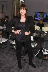 "Jeanne Beker is an icon in Canadian fashion and was the host of the famed show, ""Fashion Television"". She also has her own line of women's apparel called Edit by Jeanne Beker at Hudson's Bay. (Photo by George Pimentel/Getty)"