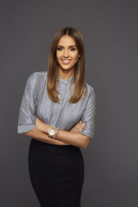 American actress, model businesswoman, and co-founder of The Honest Company, a consumer goods company that sells non-toxic household products, Jessica Alba, will speak this year on how to grow a brand. https://www.honest.com/
