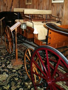 The Bronson Wagon was used for informal outings in the country, and became quite popular by the 1900s. I own a Brewster Bronson Wagon that was previously part of David Rockefeller's collection. I keep it at my farm.