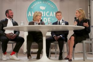 In this panel discussion, I spoke with Ralph Rucci, Calvin Klein, and Tory Burch on the secrets of success.