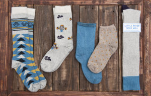 Each sock is crafted with pride and care, using the highest quality organic cotton and sustainable practices.