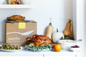 Our Thanksgiving meal-kit has two options - one with the turkey, or a sides-only version. Order your Martha & Marley Spoon Thanksgiving box now and until November 15th, and  be ready for the holiday! goo.gl/XV8m9n