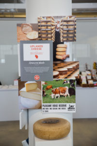 Uplands Cheese is owned by two families who began as apprentices and managers at the creamery and continued the practices of making supreme quality cheeses. https://www.uplandscheese.com (Photo by Mike Krautter)