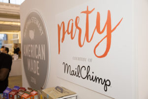 To conclude our 2016 American Made Summit, we hosted one last grand cocktail party sponsored by the leading email marketing platform, MailChimp. (Photo by Mike Krautter) http://mailchimp.com/