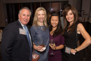 Daren, Jenna Barber from Meredith digital sales, associate communications director for Saatchi & Saatchi/Toyota, Lulu Cao, and our West Coast sales director, Bianca Haley