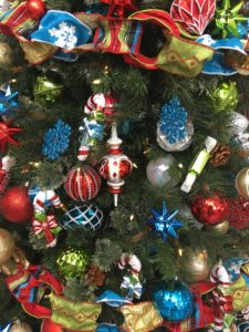 Our Alpine Holiday Shatter-Resistant ornaments can be mixed with vintage or antique ornaments to make your tree even more special. In fact, many of thee ornaments were inspired by old antique ornaments I have collected over the years.