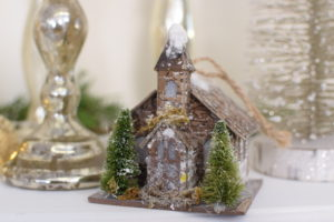 Our Lighted Winter House ornaments can decorate the mantel or the tree, or any space needing a wintry landscape. These ornaments are available in a set of five different designs. goo.gl/IhFO7a