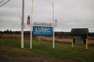 Lubec is a small town in Washington County, Maine and the easternmost town in the contiguous United States. It's about two and a half hours from Skylands.