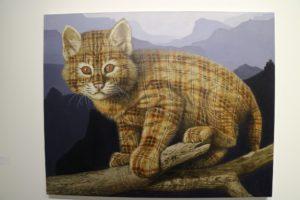 This is called Bobcat Kitten, by Sean Landers.