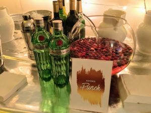 Plus, Adonis punch with Tanqueray gin. Snoop Dogg sent us the Tanqueray for our party. http://www.tanqueray.com/en-us/