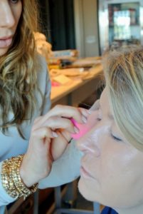 Daisy and I are always seeking the best makeup products. My regimens sometimes vary depending on what commitments I have that day - television or print camera ready makeup is a little different than the makeup I use for event appearances.
