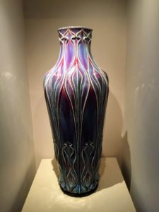 This is called Manufacture de Sevres Vase, 1904.