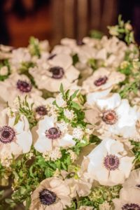 Here is an elegant bouquet by Matthew Robbins. (Photo by Chudleigh Weddings)