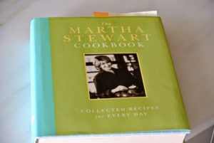 "I used my Sugar Cookies I recipe from ""The Martha Stewart Cookbook: Collected Recipes for Everyday"" - I am sure many of you have a copy, but if not, you can still find it. It has so many wonderful recipes and tips. goo.gl/gvq8n0"