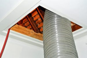 The setup involves connecting a large suction hose from the air handler in the attic to the collection tank. A standard household vacuum isn't powerful enough to clean deep into the crevices of the ducts, so it is always helpful to call in professional teams to do the job.