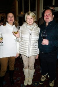 Here is one of Kim, myself and Robert.