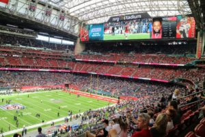 NRG Stadium is the first facility in the NFL to have a retractable roof.