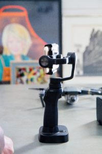 And the Automatic Panorama mode allows for 360-degree views. The easy to use controls rotate the camera to  capture images as it goes. All of DJI's Smart Shooting modes can be controlled and triggered by remote control from within the DJI GO app on a smartphone.