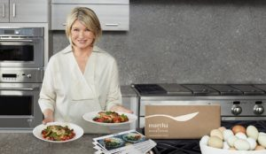 Each Martha & Marley Spoon meal kit through AmazonFresh is delivered right to your door with everything you need to prepare a delicious meal for two – designed with simple, quick everyday cooking in mind.