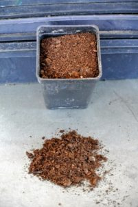 Peat moss is dead fibrous material that forms when mosses and other living material decompose in peat bogs. This is used as a soil conditioner which increases the soil's capacity to hold water and nutrients. It's great with very sandy soil, or for plants that need increased or steady moisture content to flourish.
