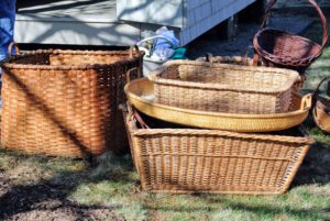 Early civilizations also used baskets for bartering, which played a key role in the development of trade-based economies. Because of the care and craft that went into basket-making, when people traded goods with one another, they also traded knowledge as well as pieces of culture and art.