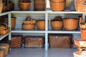 Baskets vary not only across geographies and cultures, but also within the regions in which they are made.